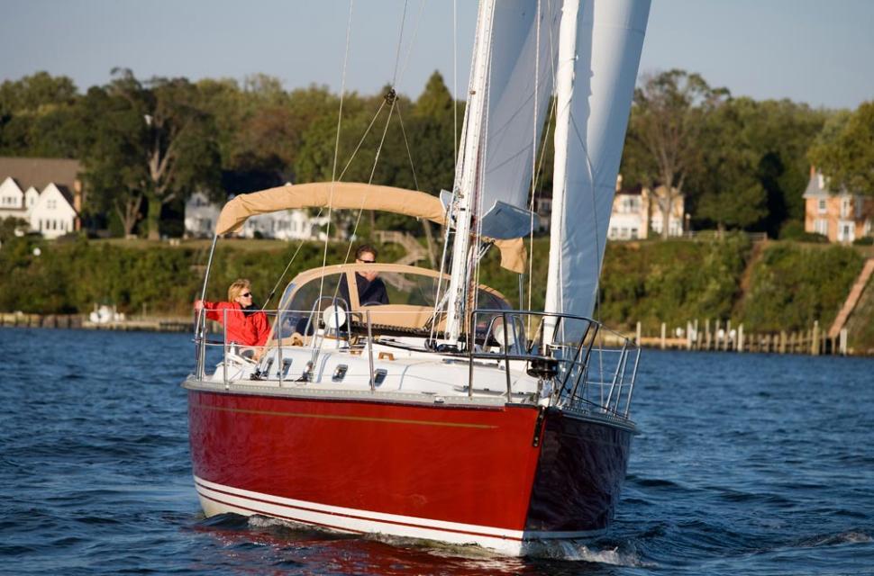 Tartan 3700 Sailboat | Tartan Yachts