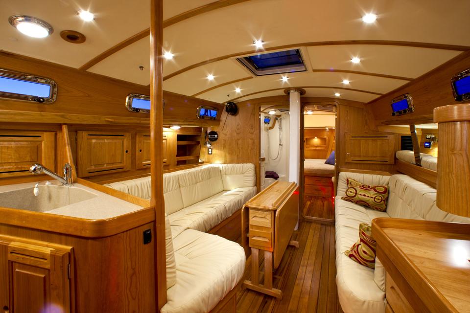 Tartan 4000 Sailboat Tartan Yachts