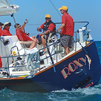 Roxy Tartan Yachts