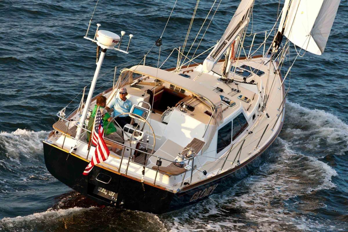 Tartan 4700 Sailboat   Tartan Yachts
