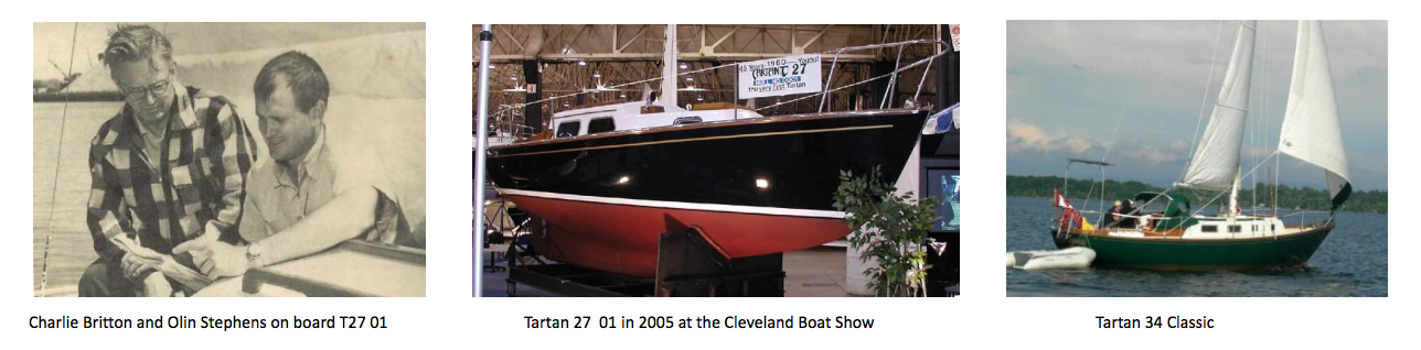 Through the Years | Tartan Yachts