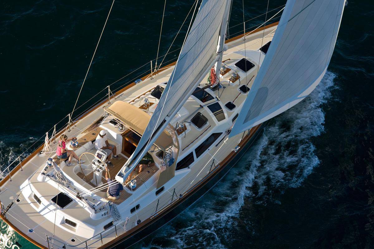 Tartan Sailing